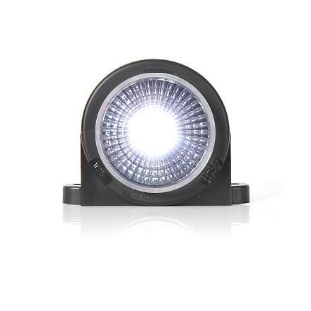 Lampa gabarit rotunda fata cu LED