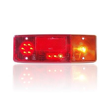 Lampa multifunctionala spate combinata GRLAWE551DZP