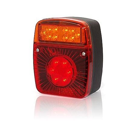 Lampa multifunctionala spate cu LED GRLAW18UD