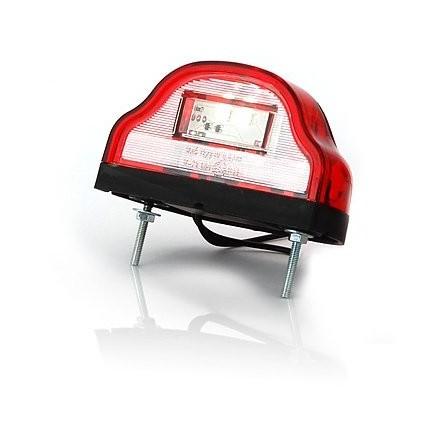 Lampa multifunctionala spate cu LED GRLAW72