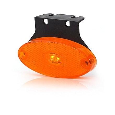 Lampa pozitie laterala cu suport LED 12V-24V