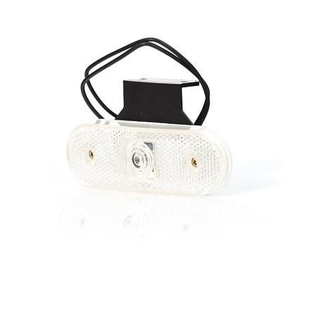 Lampa rotunjita de pozitie fata cu LED 12V-24V