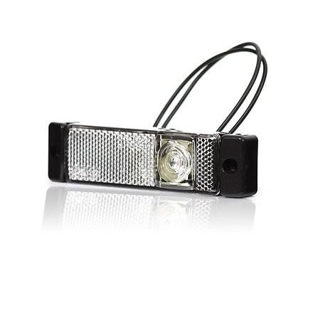 Lampa ingusta de pozitie fata cu LED 12V-24V