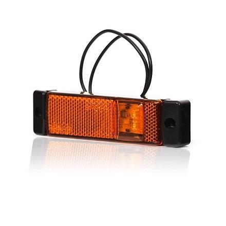 Lampa ingusta de pozitie laterala cu LED 12V-24V