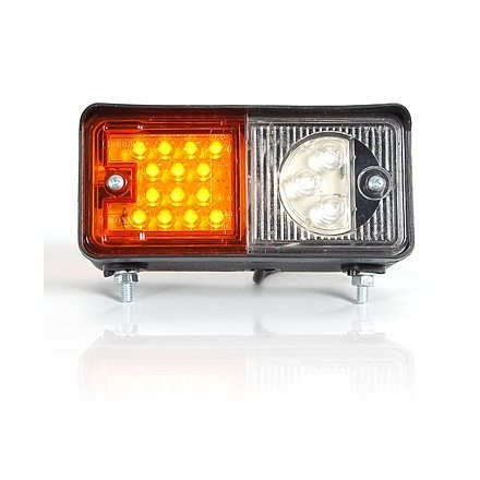 Lampa multifunctionala fata cu LED LAW06DL