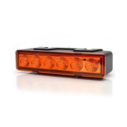 Lampa flash LED ORANGE
