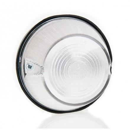 Lampa pozitie rotunda cu bec W