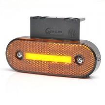 Lampa pozitie semnalizare laterala cu LED ONE LINE
