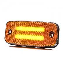 Lampa pozitie semnalizare cu LED TWO LINE
