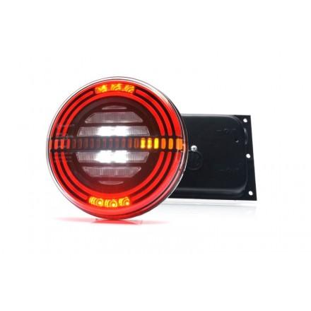 Lampa rotunda spate LED-dinamic MODUL