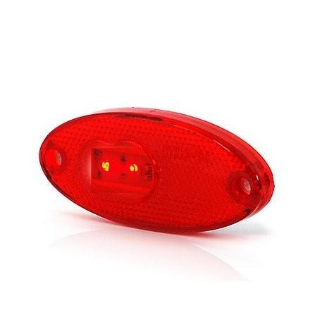 Lampa semiremorca pozitie spate cu LED oval