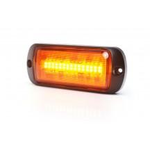 Lampa avertizare stroboscop slim LED