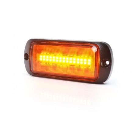 Lampa avertizare stoboscop LED BLUE
