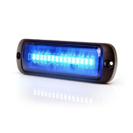 Lampa avertizare 30LED Blue