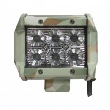 Proiector ledbar camuflaj 9LED 12V-24V