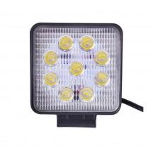 Proiector lampa de lucru 9LED 10V-60V RF